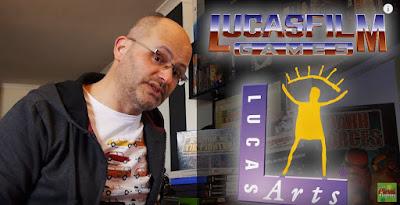 history of lucasarts