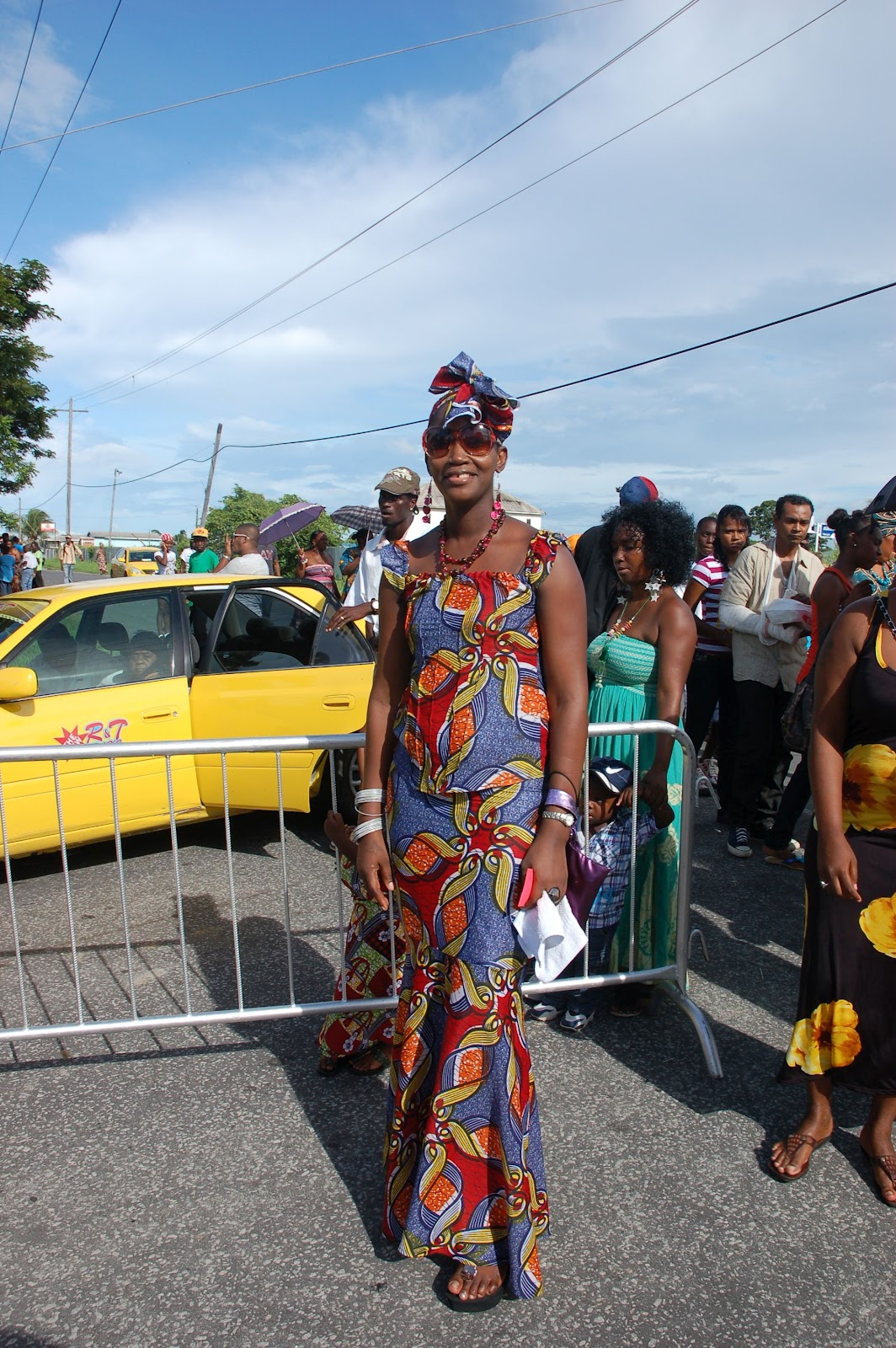 African fashion and the Guyana market - Stabroek News |Guyana Traditional Dress