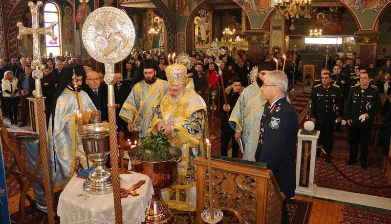 Ο εορτασμός των Θεοφανείων στο Διδυμότειχο