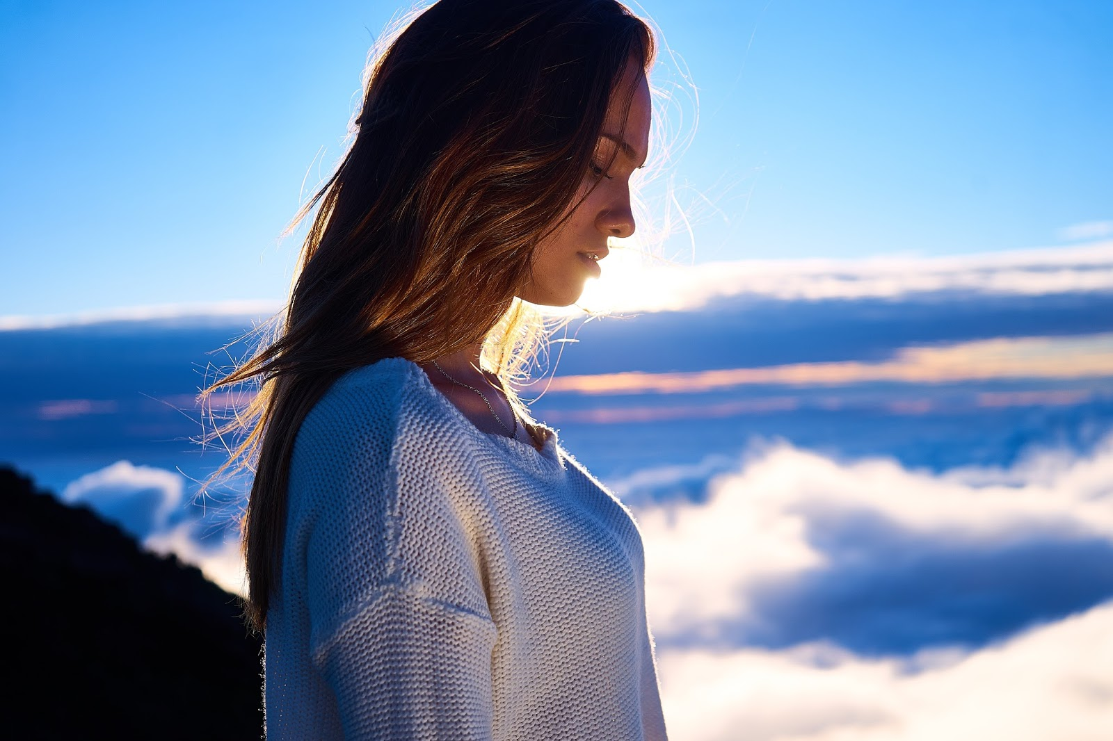 O que Deus quer de você? , Deus te chamou para servir, mulher olhando para o horizonte, Blog Dança Cristã, Por Milene Oliveira