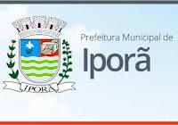 Concurso Prefeitura de Iporã PR 2017