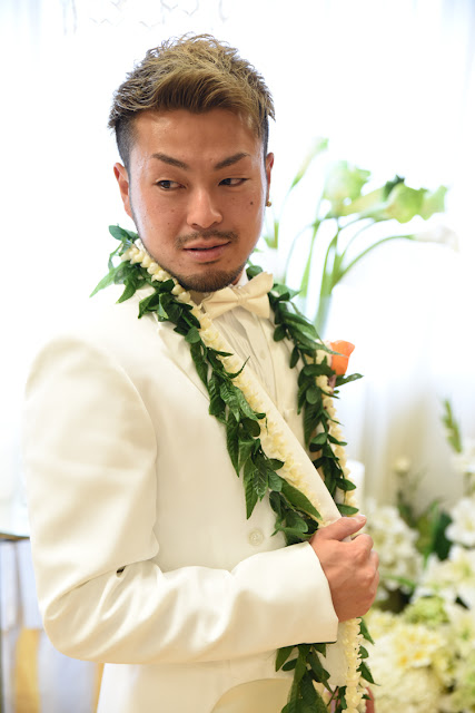 Honolulu Groom