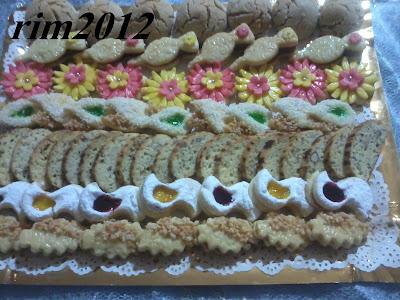 حلويات مغربية بلاطو لاشكال عديدة من الحلويات المغربية بالصور 2.jpg