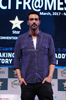 Arjun Rampal with Ajit Andhare At FICCI FRAMES 2017 012.JPG