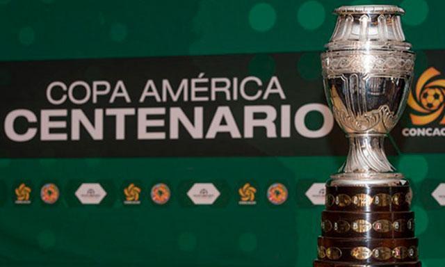 Copa America Centenario 2016 Schedule Fixtures in Indian Time (IST)