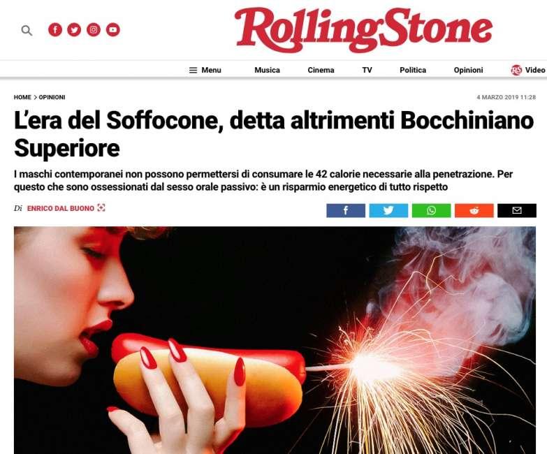 soffocone clip