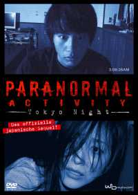 Paranormal Activity 1 (2007) Hindi 300mb Dual Audio Hindi - English BluRay