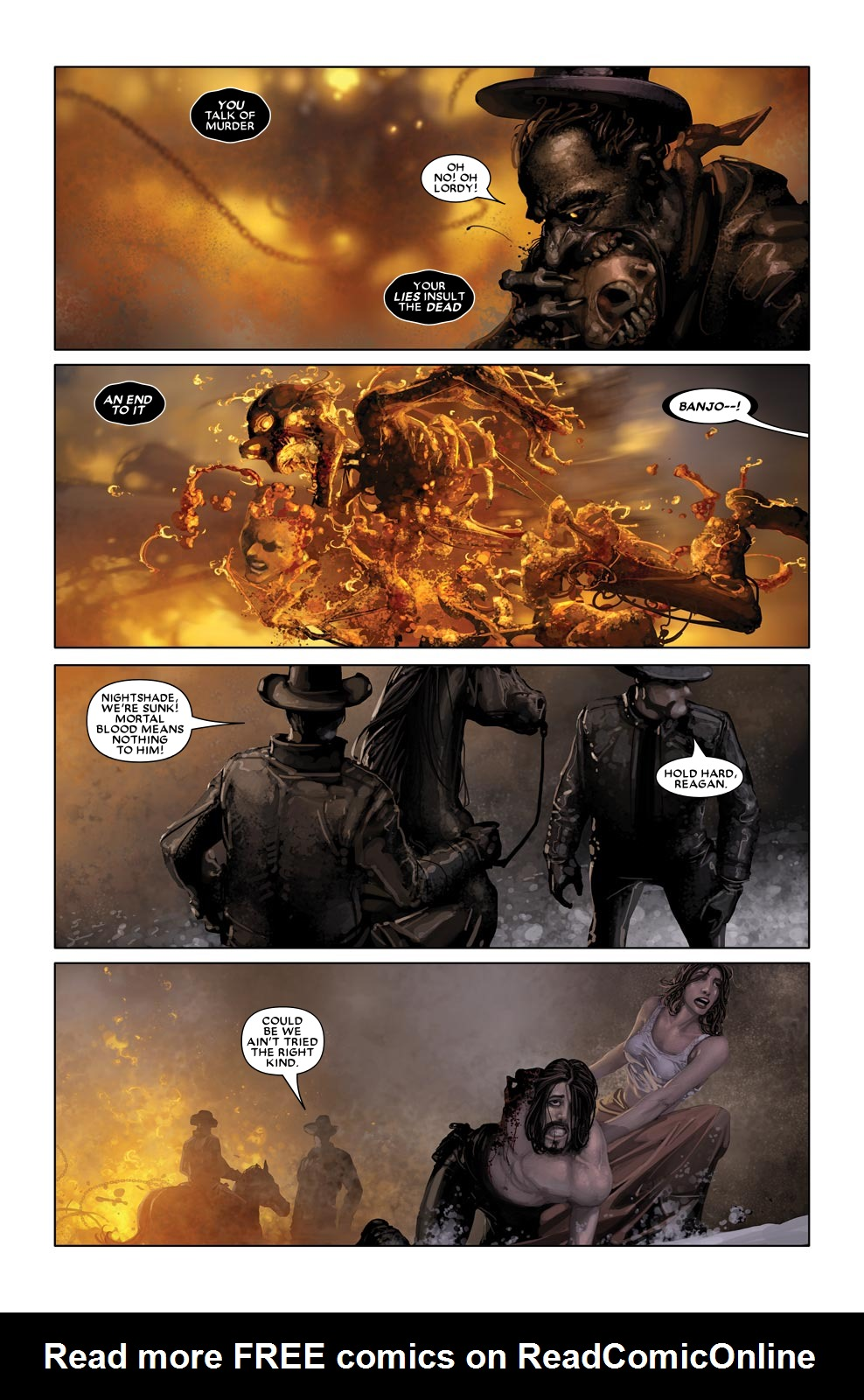 Read online Ghost Rider: Trail of Tears comic -  Issue #6 - 6