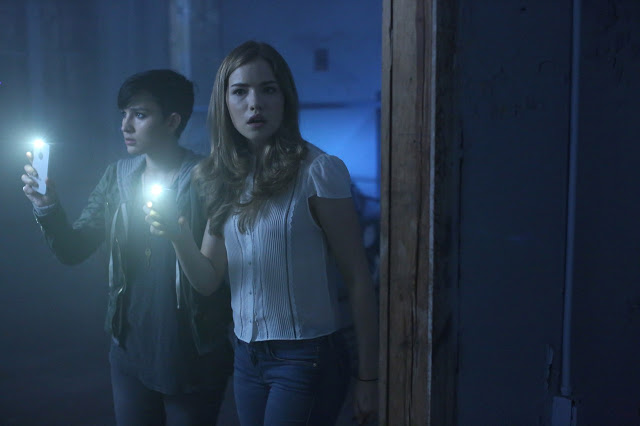 Audiencias del 2x09: The Orphanage'