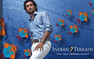 Indian Terrain Men's Clothing - Flat 50% -70% Off