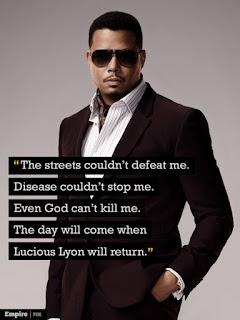 Empire Lucious Lyon Quotes