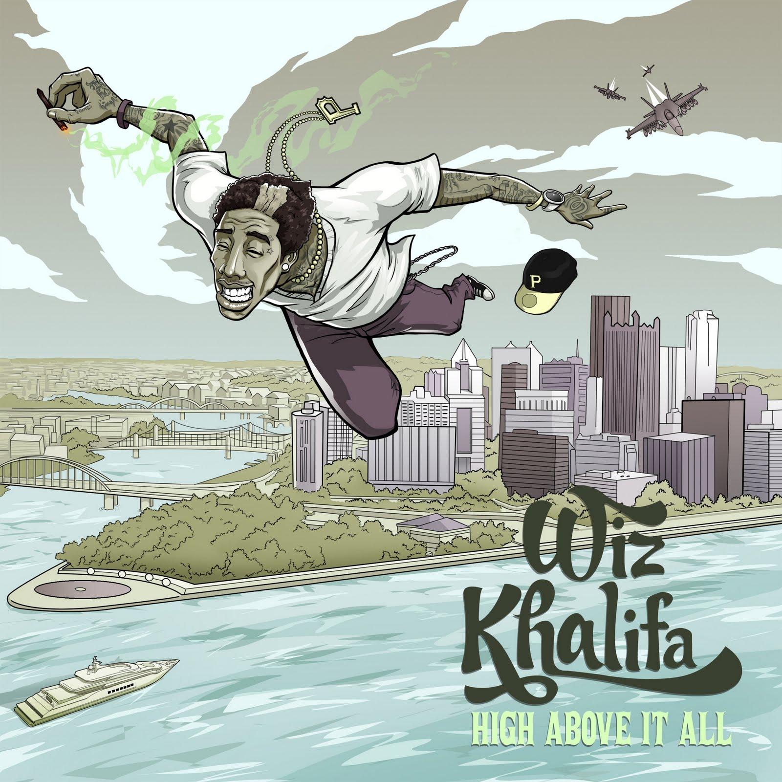 Wiz khalifa discography download.