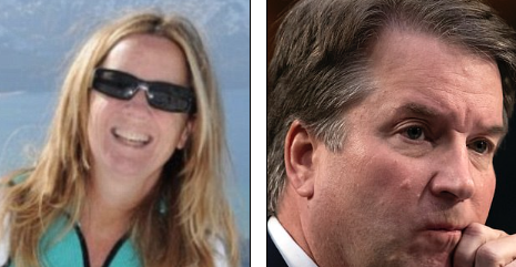 Kavanaugh and his accuser 'will BOTH testify in front of Senate Judiciary Committee on Thursday': Dr. Blasey Ford set for dramatic showdown with SCOTUS nominee over alleged sexual misconduct
