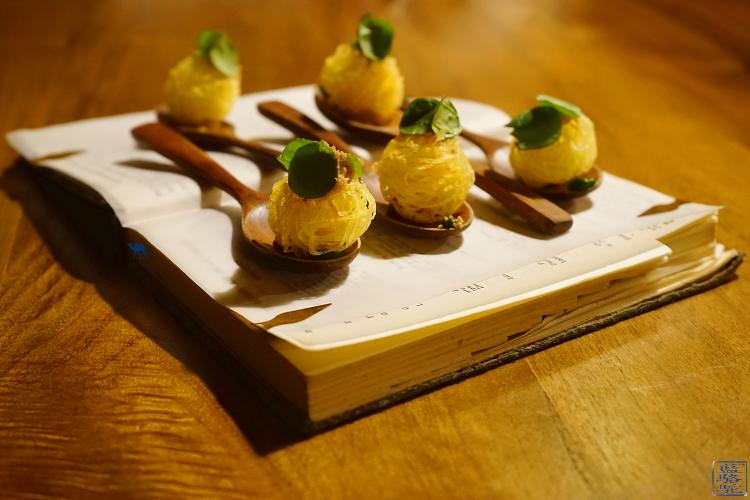 Le Chameau bleu - Diner Gastronomique à val d'Isère à chez Benoit Vidal