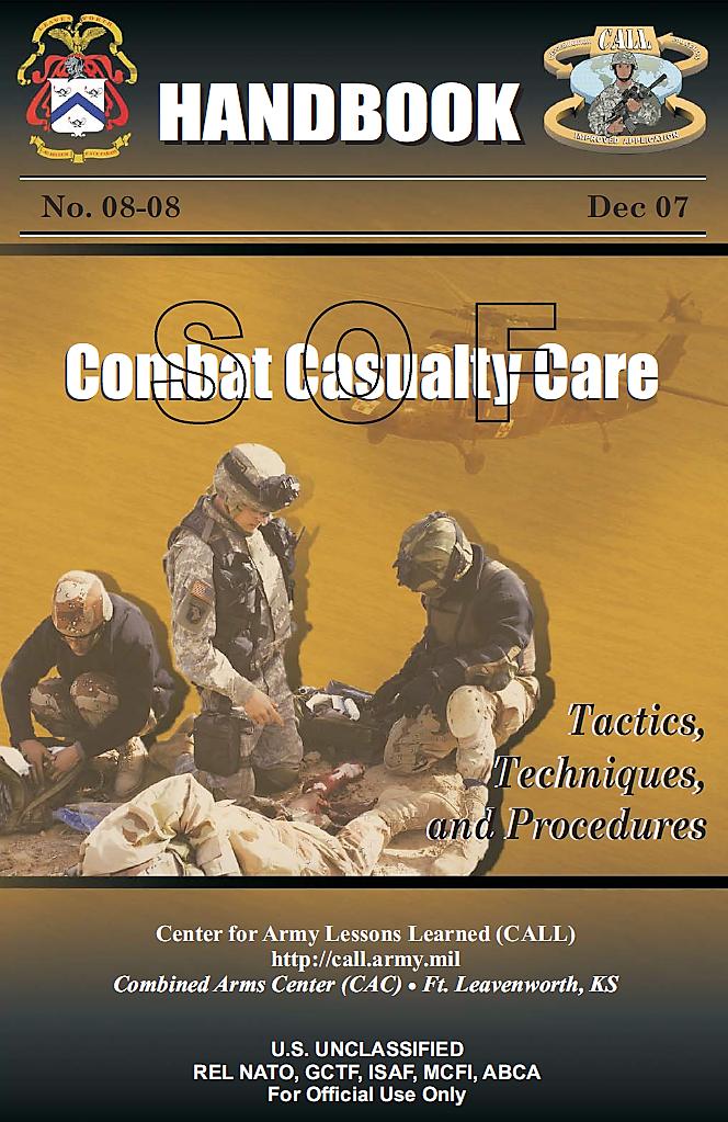 EMS SOLUTIONS INTERNATIONAL marca registrada: Combat Casualty Care