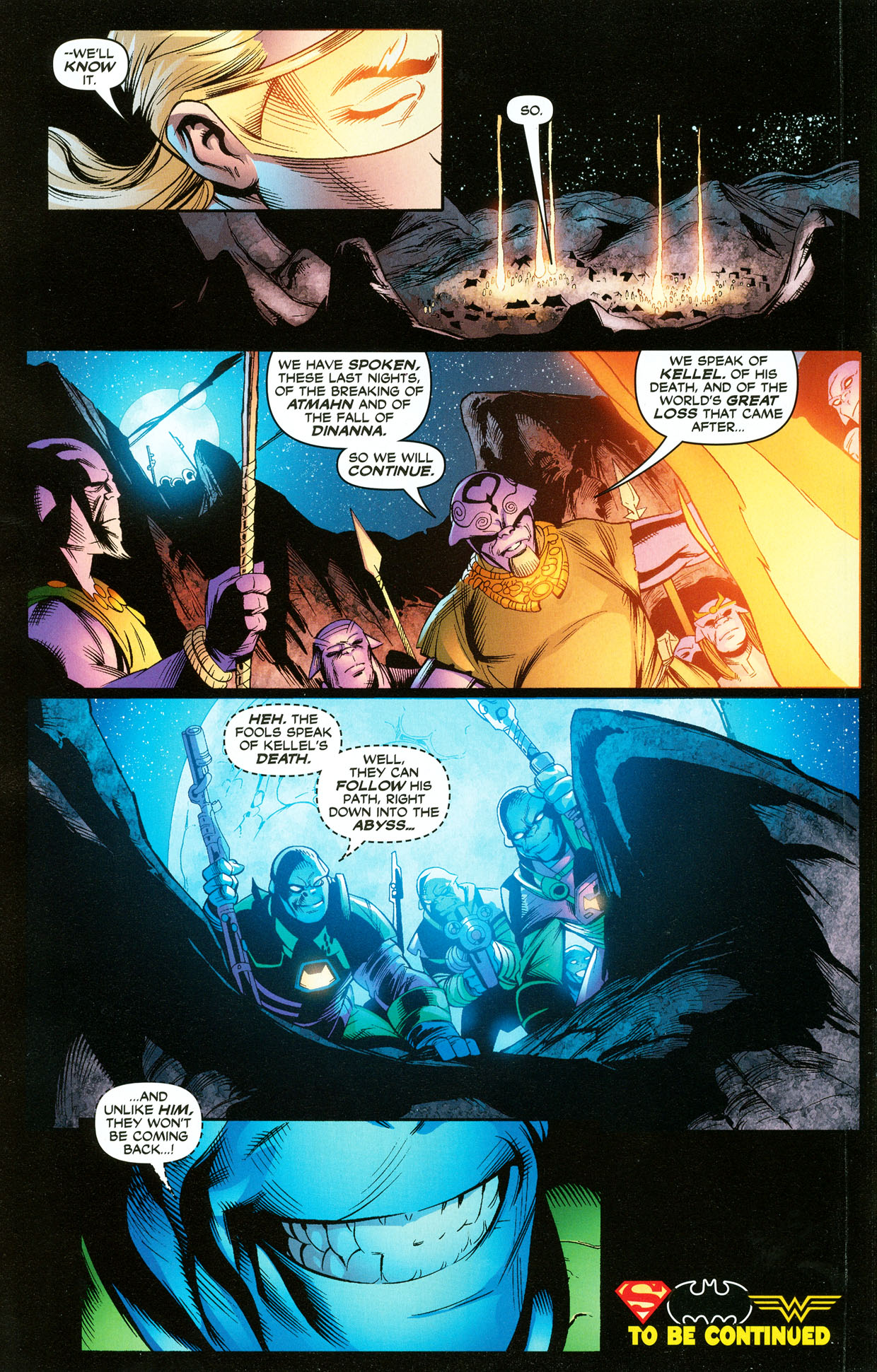 Read online Trinity (2008) comic -  Issue #33 - 17
