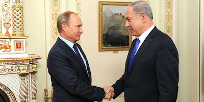 A Putin - Netanyahu Summit At Sochi Tomorrow