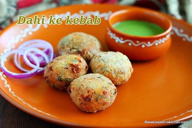 Dahi ke kabab