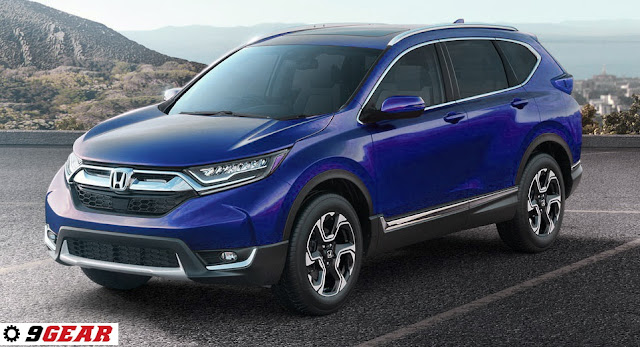 2017 Honda CR-V EX, EX-L, Touring 1.5-liter turbocharged DOHC 190 ...