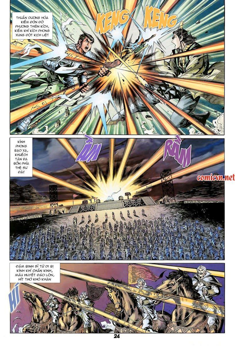 Đại Đường Uy Long chapter 90 trang 24