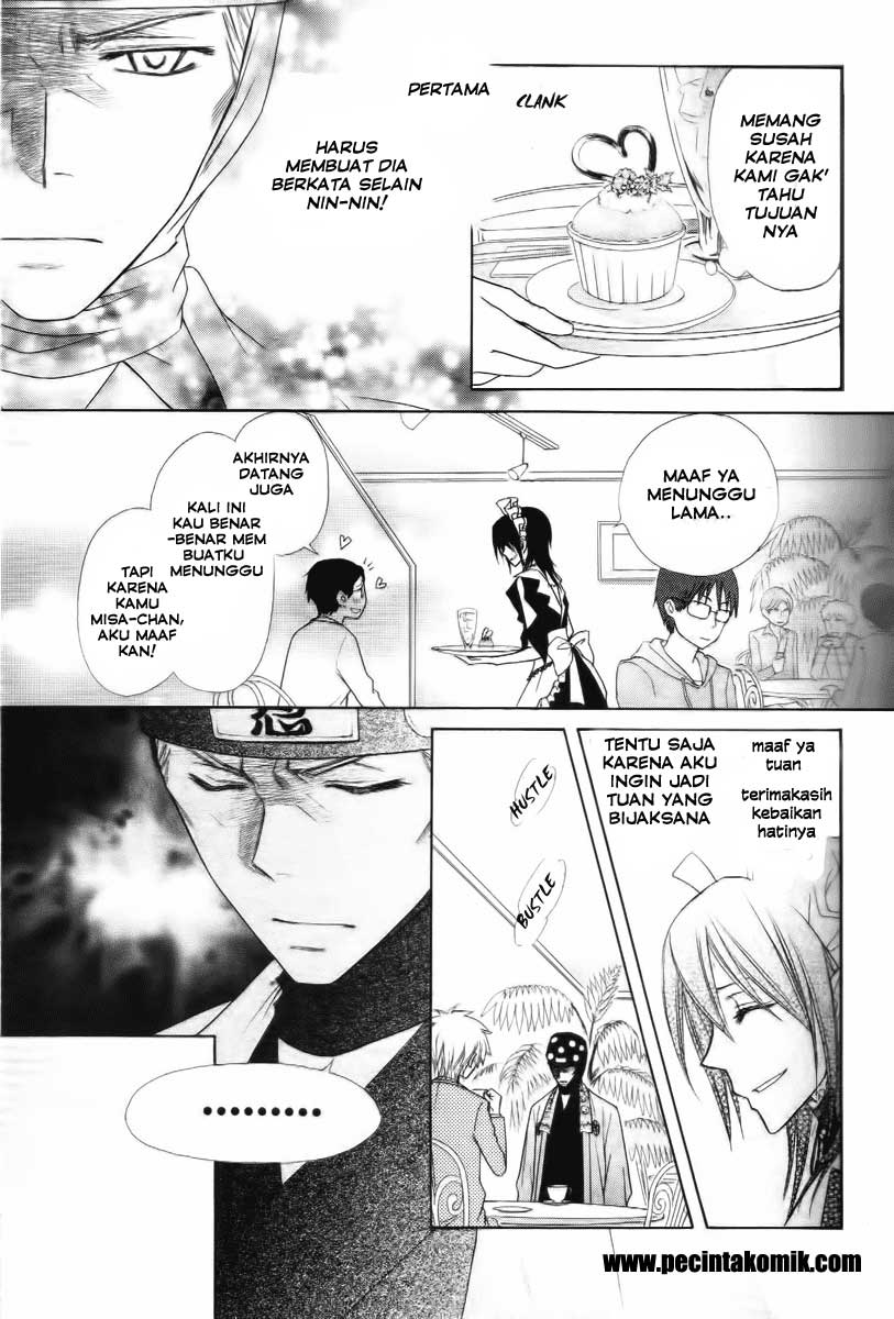 Kaichou Wa Maid Sama Chapter 53-27