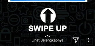 Cara Membuat Swipe Up Di Instagram Story