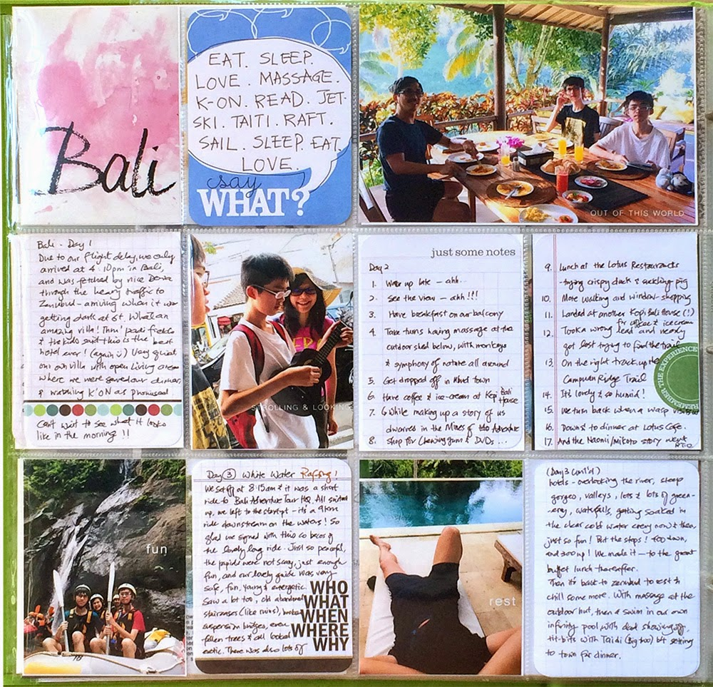 project life bali