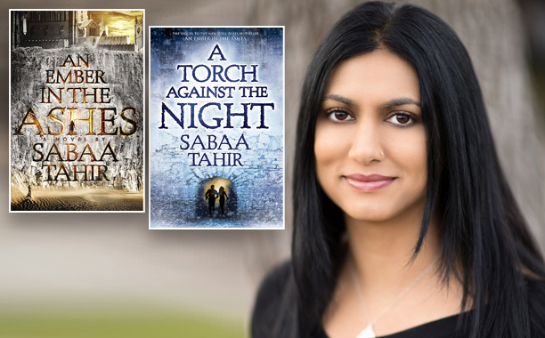 "Recenzja #151 - Sabaa Tahir ""A Torch Against the Night (An Ember in the Ashes #2)"""