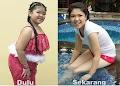 Tips Diet Tina Toon Ampuh Turunkan Berat Badan Hingga 25Kg