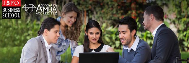 USFQ Business School se suma a la élite mundial de MBA con la acreditación AMBA