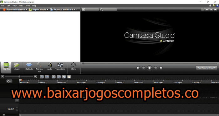 Camtasia Studio 8.6.0 Build 2079 + Serial (Download Completo)