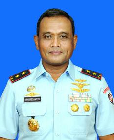 """Marsda Nanang adalah Alumni Akademi Angkatan Udara (AAU) tahun 1988/A. Saat menjadi penerbang F-5 Tiger II, The """"Scorpion"""" telah melaksanakan tugas di berbagai misi operasi.  Foto dari Channel Indonesia"""