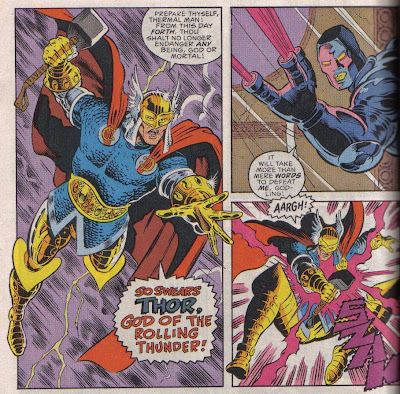As someone who still plays Rolling Thunder, I could use the divine intervention, Thor...
