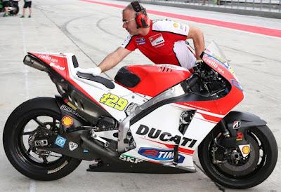 Kenapa Ducati Ingin Pakai Sasis Bekas Marquez?