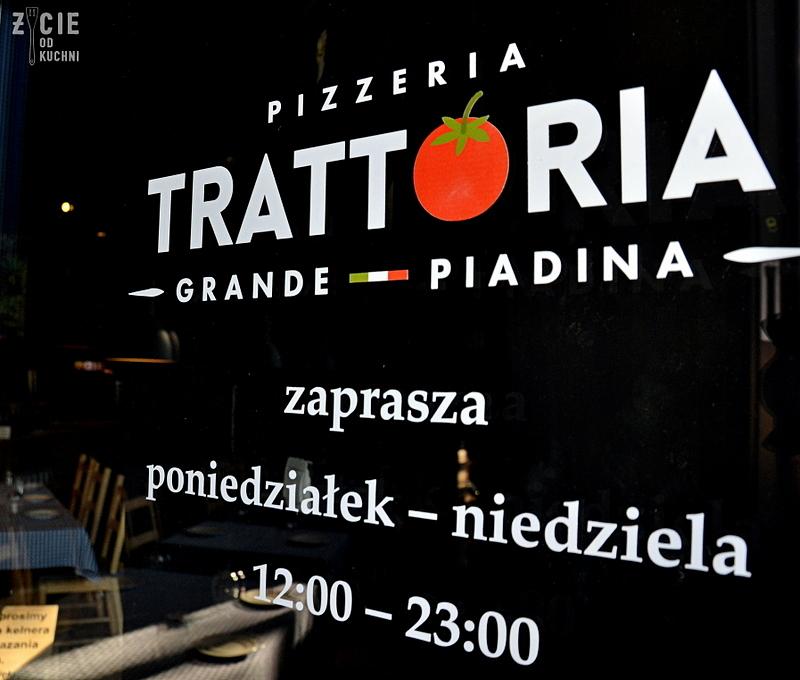 trattoria grande piadina, wloska restauracja, trattoria, gdzie zjesc w krakowie, restauracja w nowej hucie, gdzie zjesc w nowej hucie, zycie od kuchni
