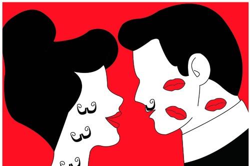 10 حقائق لا تعرفها عن التقبيل !