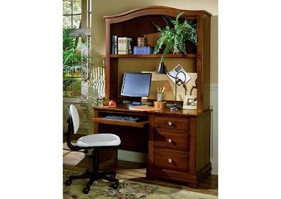 Vaughan-Bassett home office desk