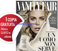 Logo Nuovo numero di Vanity Fair da leggere gratis