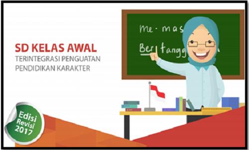 Modul PKB Guru SD Kelas Rendah Tahun 2017/2018