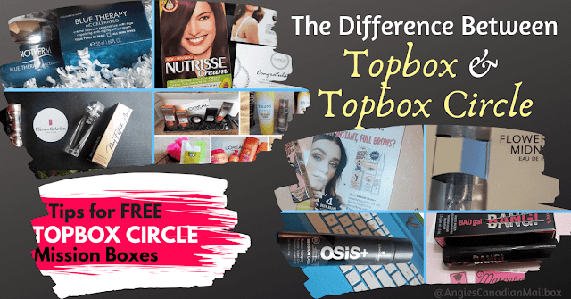 The Difference Between Topbox and Topbox Circle