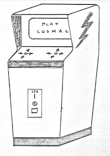 Joseph Weisbecker's prototype CoinOp which is derived from early RCA prototype 1801/1802 computer work