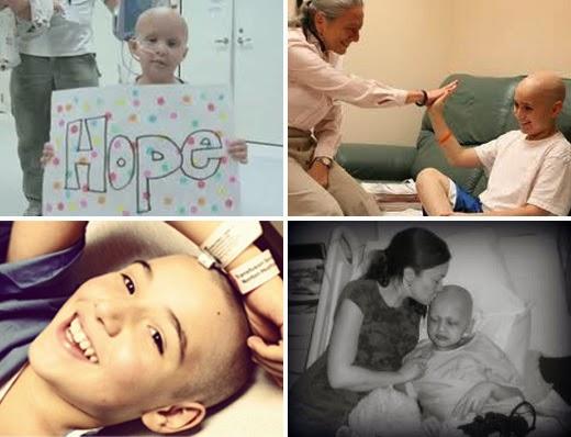 sayangi penderita kanker