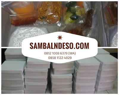 harga nasi box murah di kota tangerang
