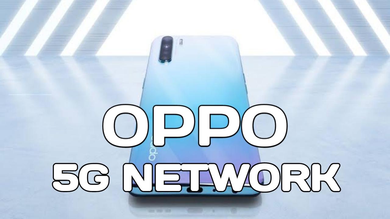 Cara Pasang Jaringan 5G di Ponsel OPPO
