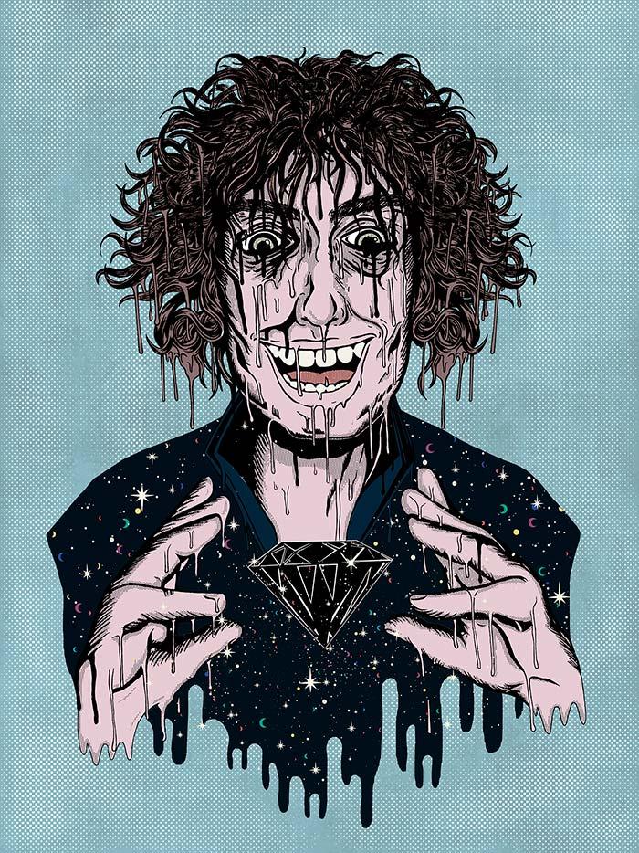 Ilustración de Esteban Paola