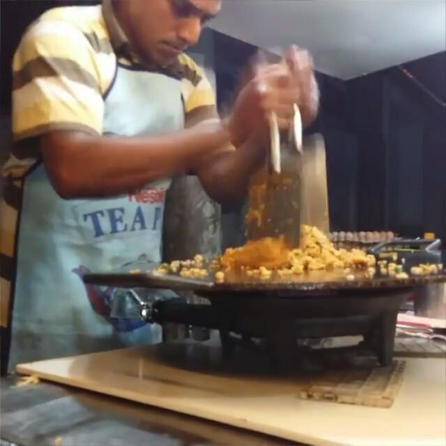 Namanya Nasi Goreng Bombay: Nasi Goreng Tanpa Nasi
