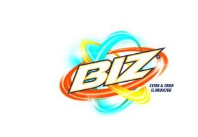 #ad Biz Stain Fighter logo