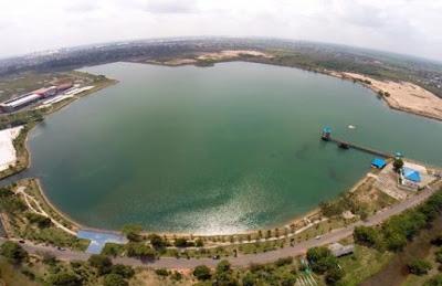 Desain Sirkuit MotoGP Palembang Bakal Keliling Danau Jakabaring