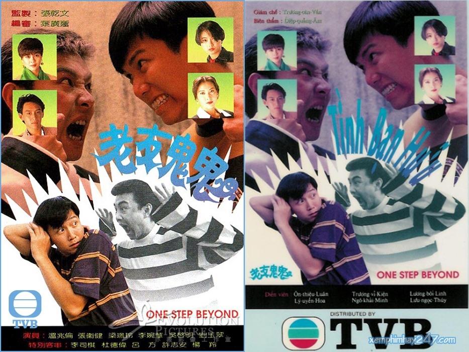 http://xemphimhay247.com - Xem phim hay 247 - Tình Bạn Hữu - Hồn Ma Vui Vẻ (1991) - One Step Beyond (1991)