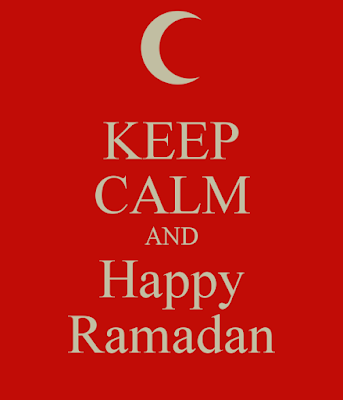 Keep Calm Ramadan Dp